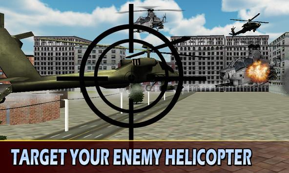 Modern Counter War Helicopter screenshot 4