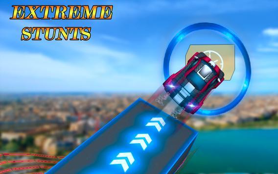 Top Car Racing Stunt screenshot 1