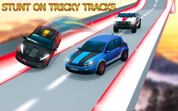Top Car Racing Stunt screenshot 4