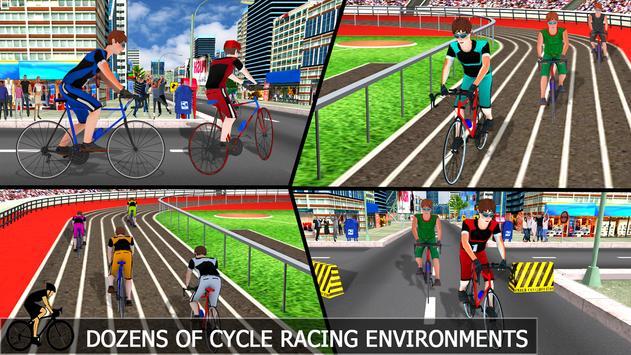 City Cycle Racing Rider screenshot 3
