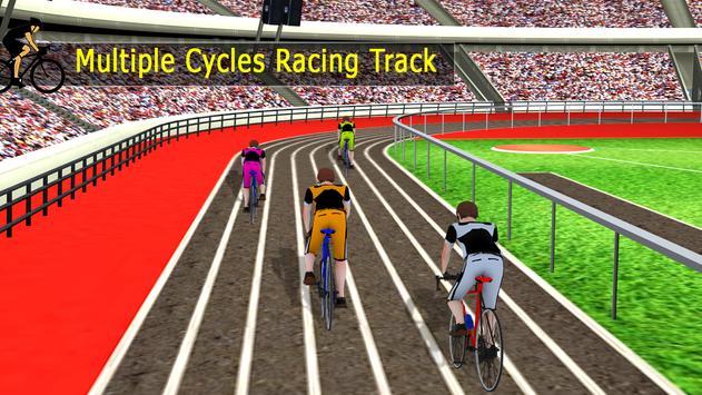 City Cycle Racing Rider screenshot 9