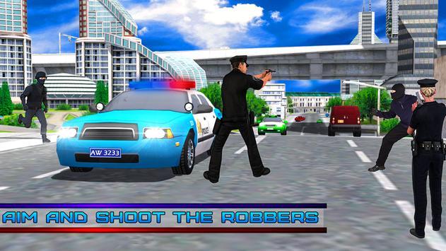 Police Car Parking Kings Hard Challenge screenshot 10