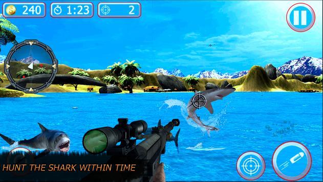 Shark Shooting World Simulator apk screenshot