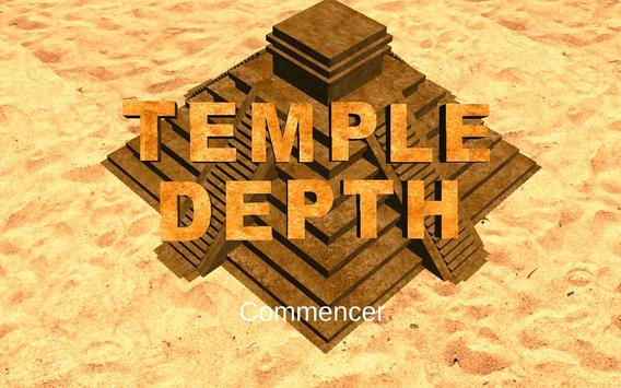 Temple Depth poster