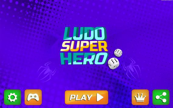 Ludo Super Hero screenshot 1