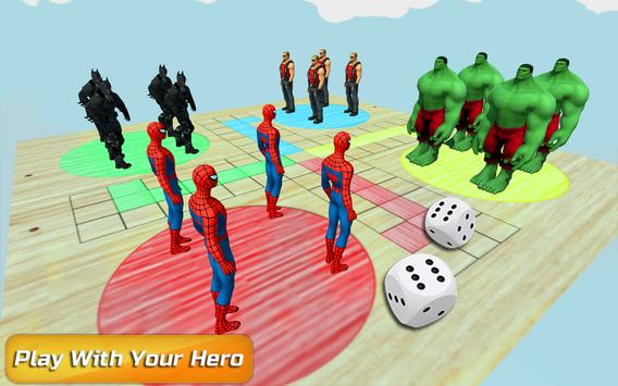 Ludo Super Hero screenshot 5