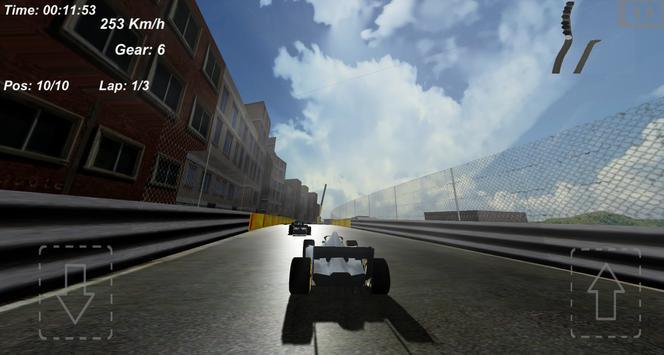 Formula Fast Race Free apk screenshot