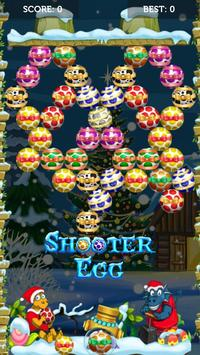 Egg shooter - Merry christmas games screenshot 2