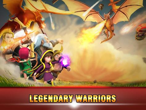 Era of War:Clash of epic Clans poster