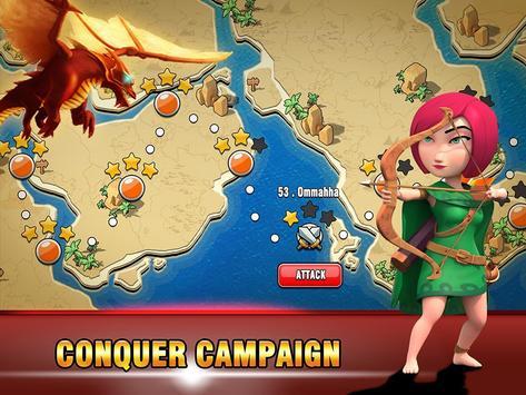 Era of War:Clash of epic Clans apk screenshot
