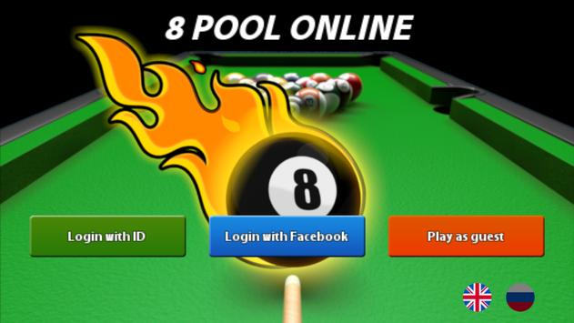 8 Pool Online poster