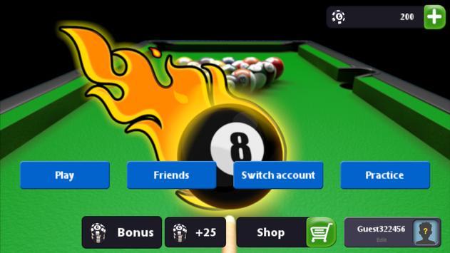 8 Pool Online screenshot 2