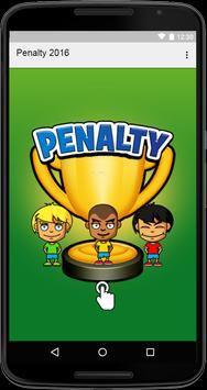 Live College Club Penalty 2016 apk screenshot