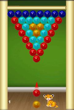 Bubble Shooter 2017 New Color poster