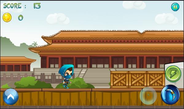 Ninja The Game apk screenshot