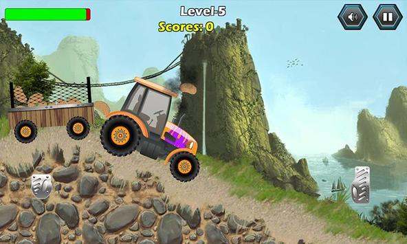 Farm Tractor Hill Driver screenshot 11