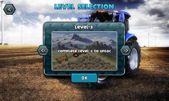Farm Tractor Hill Driver screenshot 1