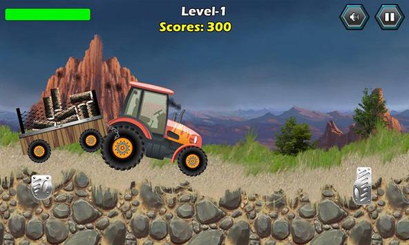 Farm Tractor Hill Driver screenshot 2