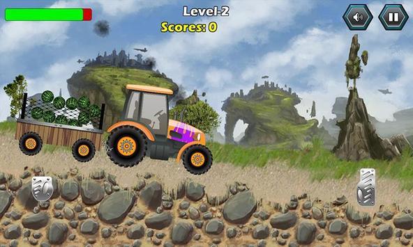 Farm Tractor Hill Driver screenshot 7