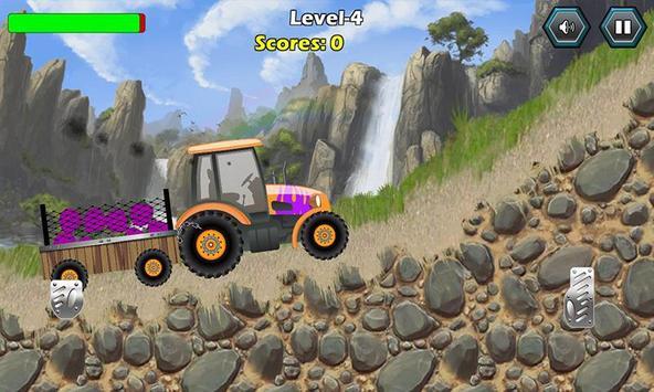 Farm Tractor Hill Driver screenshot 5