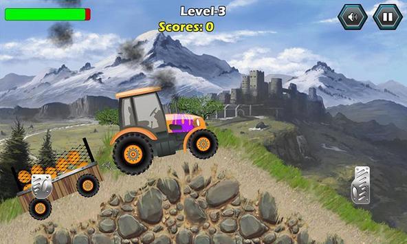 Farm Tractor Hill Driver screenshot 6