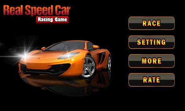 Real Car Racing Game poster