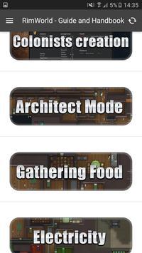 Guide for RimWorld screenshot 1