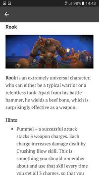Guide for Battlerite apk screenshot
