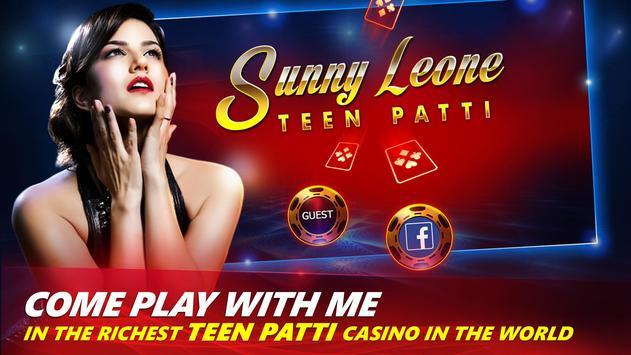 Teen Patti with Sunny Leone screenshot 4