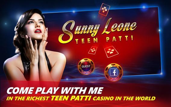 Teen Patti with Sunny Leone screenshot 9