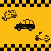 Yellow Cabbie - taxi arcade game icon