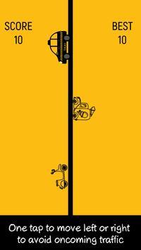 Yellow Cabbie - taxi arcade game screenshot 3