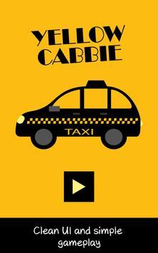 Yellow Cabbie - taxi arcade game screenshot 5