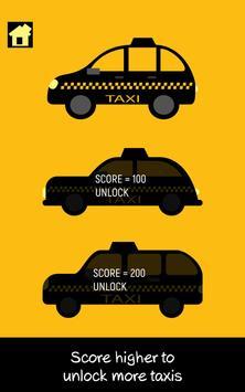 Yellow Cabbie - taxi arcade game screenshot 6