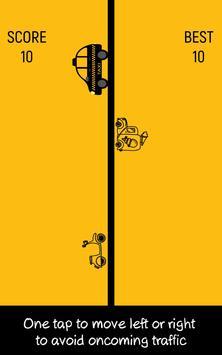Yellow Cabbie - taxi arcade game screenshot 8