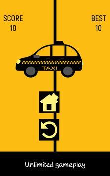 Yellow Cabbie - taxi arcade game screenshot 9