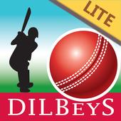 Dilbeys Cricket Lite icon