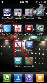 Stop The Rain poster
