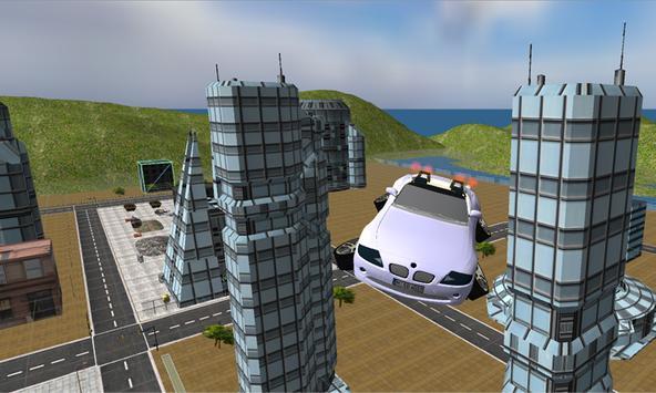 Flying Car: Futuristic Driving apk screenshot