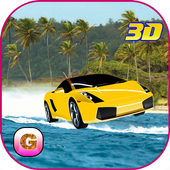 Flying Car: Boat Flying Cars icon