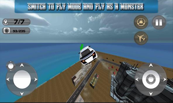 Flying Car: Boat Flying Cars apk screenshot
