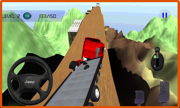 Offroad Driving Adventure Hill screenshot 2