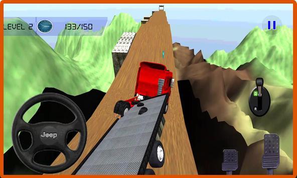 Offroad Driving Adventure Hill screenshot 2