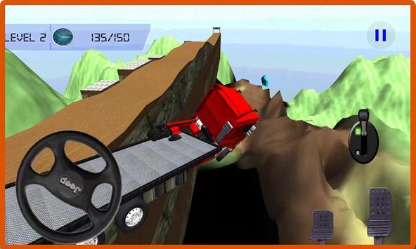 Offroad Driving Adventure Hill screenshot 3