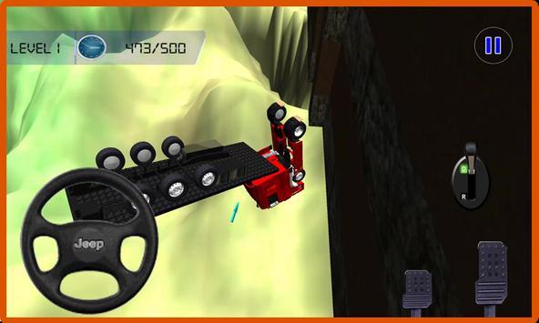 Offroad Driving Adventure Hill screenshot 8