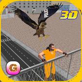 Police Wild Eagle Jail Escape icon