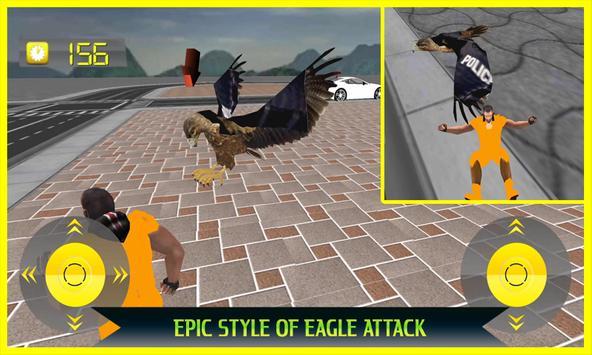 Police Wild Eagle Jail Escape apk screenshot