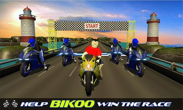Real Moto Bike Racing poster