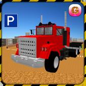 Trucker Parking Reborn 2016 icon