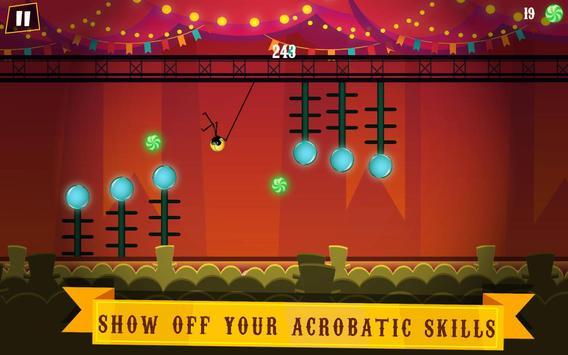 Stickman Jumper Rope Hero screenshot 2